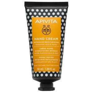 Apivita Intensive Moisturizing Hand Cream with Rich Texture