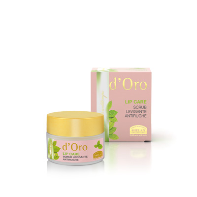 d'Oro Lip Scrub 15ml