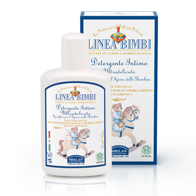 Linea Bimbi Intimate Cleanser 125ml
