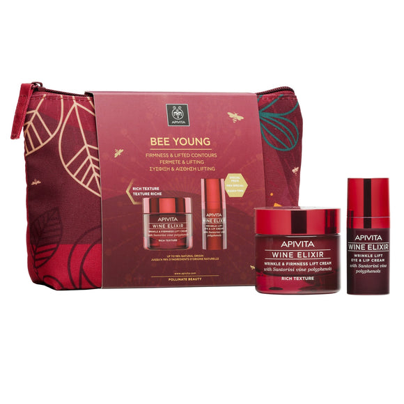 Apivita Bee Young Gift Set