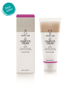 Youth Lab - CC Complete Cream with SPF30, 50ml