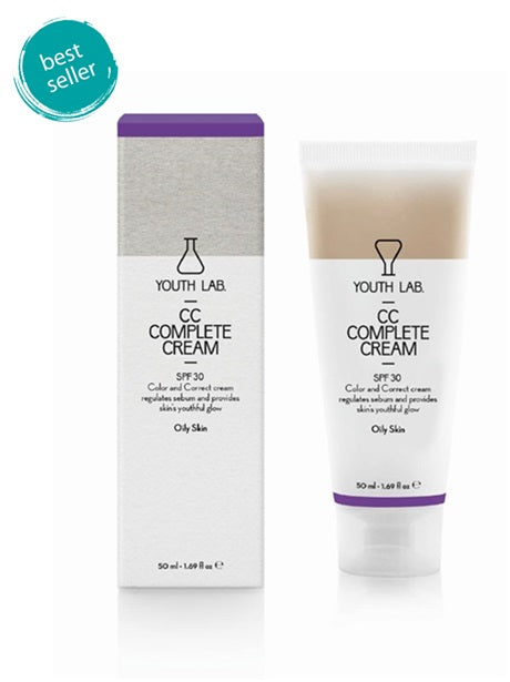 Youth Lab - CC Complete Cream with SPF30 (Oily Skin) 50ml