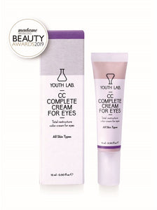 Youth Lab - CC Complete Cream for Eyes, 15ml