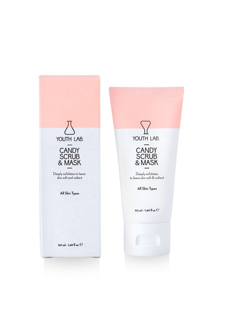 Youth Lab - Candy Scrub & Mask 50ml