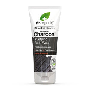 Dr.Organic Charcoal Face Wash 200ml