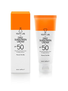 Youth Lab - Daily Sunscreen Gel Cream SPF 50 (Normal / Dry Skin) 50ml
