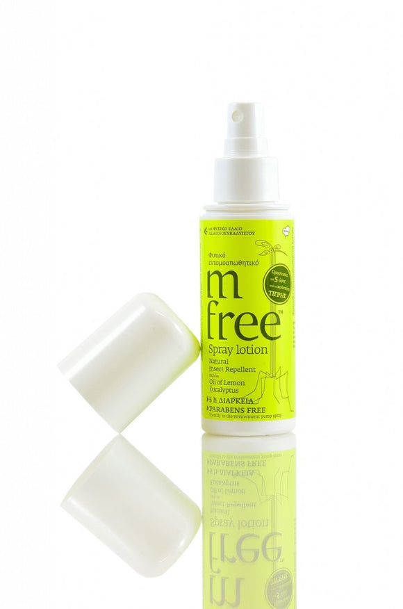 MFREE Spray Lotion