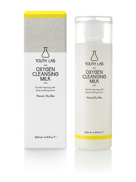 Youth Lab - Oxygen Cleansing Milk 200ml