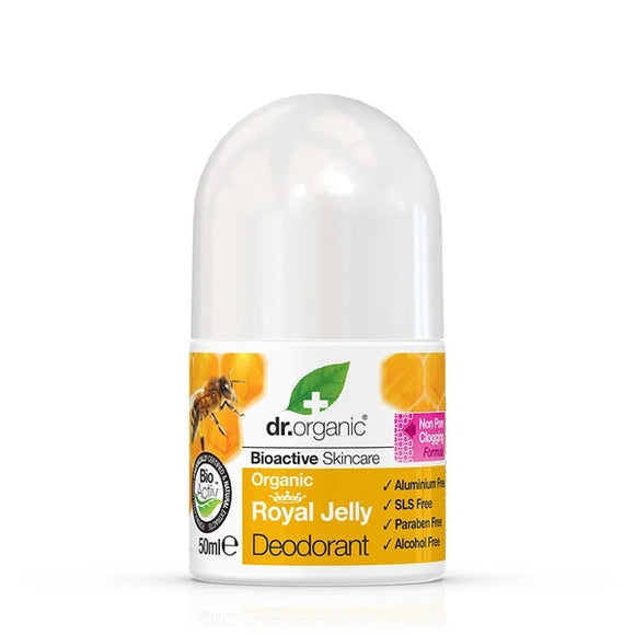 Dr.Organic Royal Jelly Deodorant 50ml