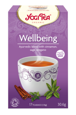 YOGI TEA - WELLBEING