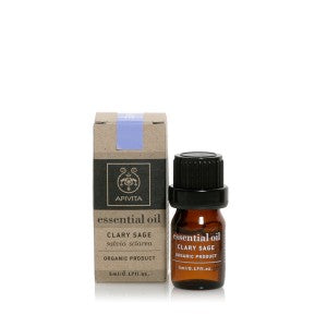 Apivita Clary Sage Essential Oil 5ml