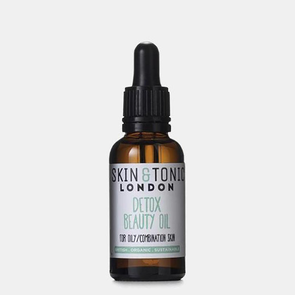 DETOX BEAUTY OIL