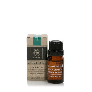 Apivita Eucalyptus Essential Oil 10ml