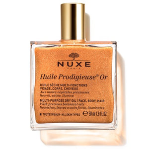 Nuxe Shimmering Dry Oil Huile Prodigieuse Or
