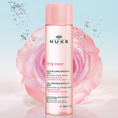 Nuxe Very Rose 3-in-1 Soothing Micellar water