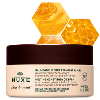 Nuxe Body Oil Balm Reve De Miel 200ml