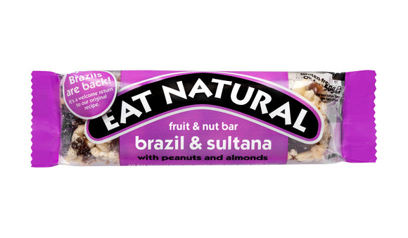 Eat Natural Fruit & Nut Bar 50g