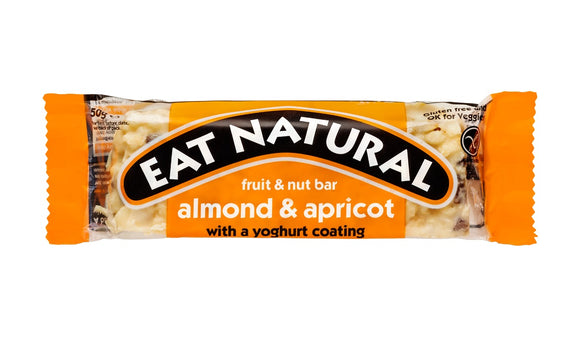 Eat Natural Almond & Apricot Yoghurt Coated 50g