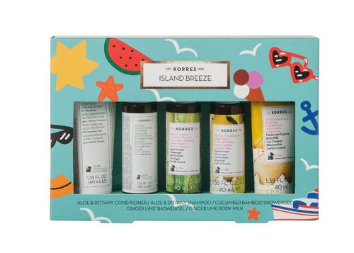 Korres Island Breeze Gift Set