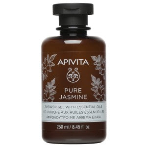 Apivita Pure Jasmine Shower Gel 300ml
