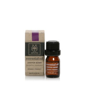 Apivita Juniper Berry Essential Oil 5ml