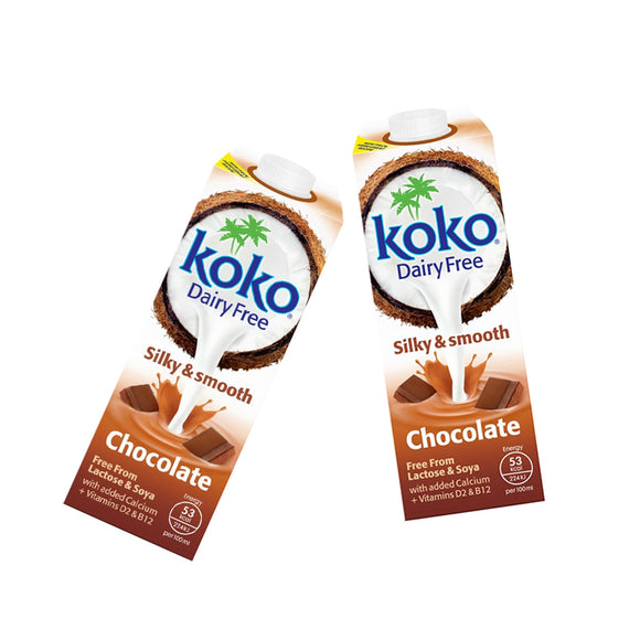 KOKO Dairy Free Chocolate