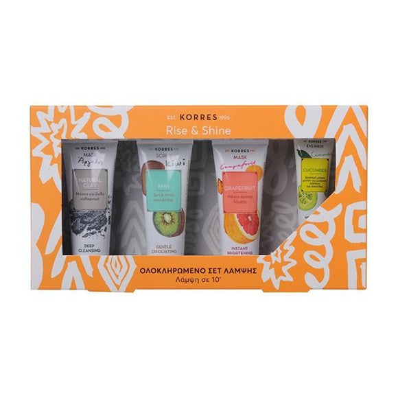 Korres Rise and Shine Gift Set