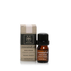 Apivita Marjoram Essential Oil 5ml