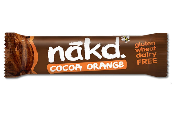 Nakd Cocoa Orange Bar 35g