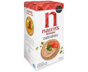 Nairn's Rough Oatcakes 291g