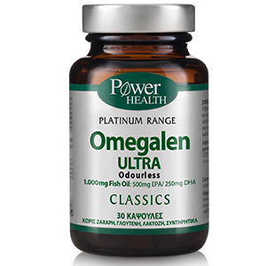 PowerHealth Omegalen Ultra 1000mg, 30 Tablets