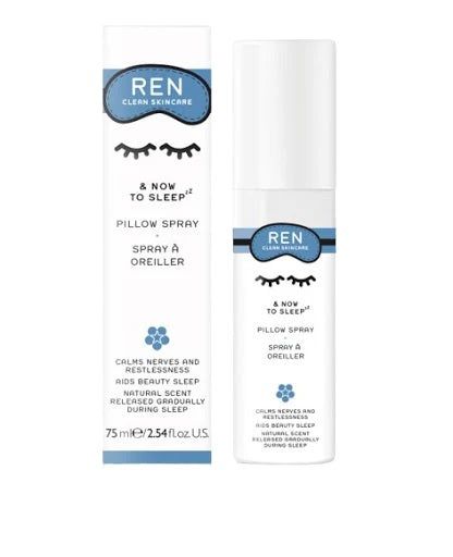 REN - & Now To Sleep Pillow Spray 75ml