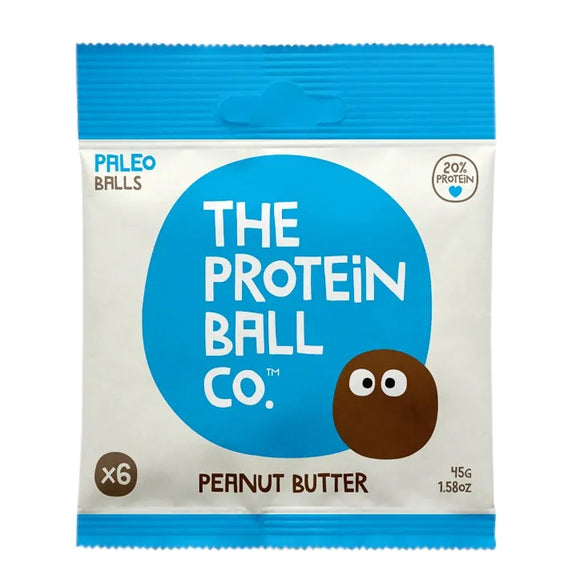 The Protein Ball Peanut Butter 45g