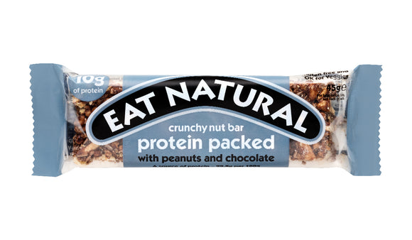 Eat Natural Protein Bar with Peanut & Chocolate 45g