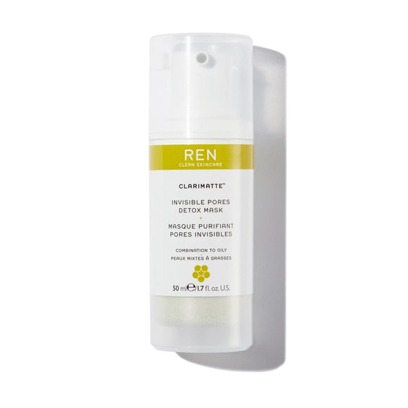 REN - Clarimatte - Invisible Pores Detox Mask 50ml