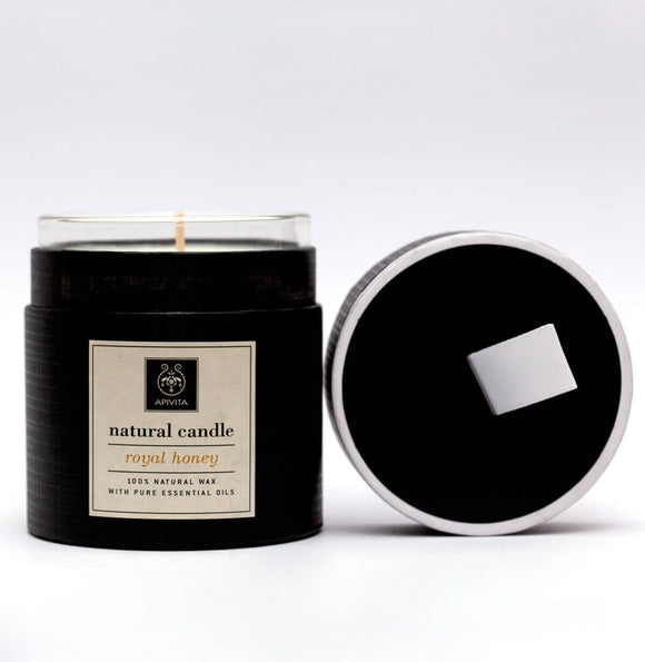 Apivita Natural Candle Royal Honey