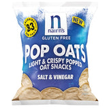 Nairn's Salt & Vinegar Pop Oats 20g