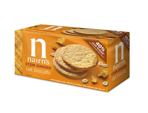 Nairn's Stem Ginger Biscuit 200g