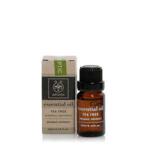 Apivita Tea Tree Essential Oil 10ml