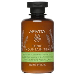 Apivita Tonic Mountain Tree Shower Gel 300ml