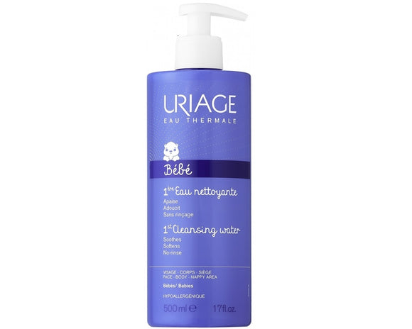 Uriage 1st Cleansing No-Rinse Water 500ml