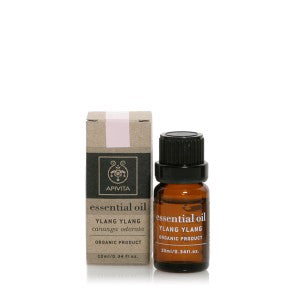 Apivita Ylang-Ylang Essential Oil 10ml