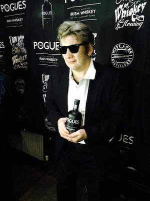 The Pogues Whiskey.