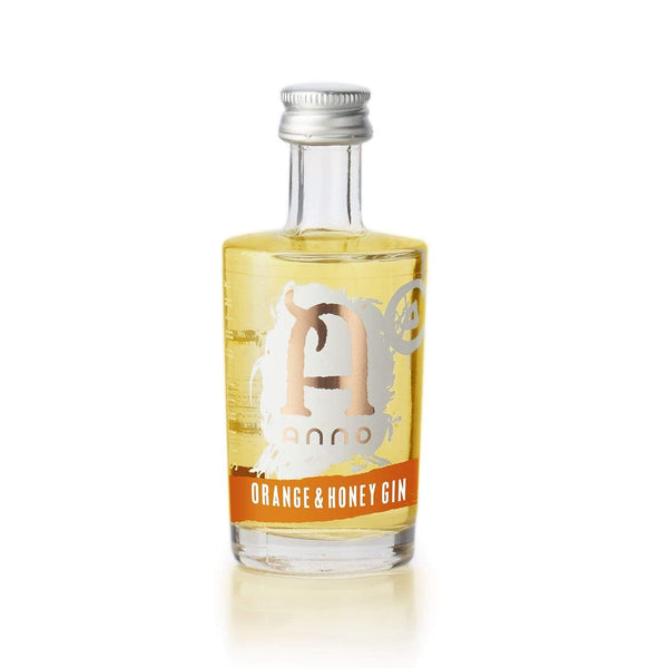 Anno Orange & Honey Gin Miniature - 50ml