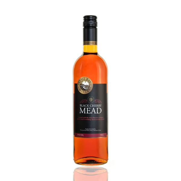 Lyme Bay Black Cherry Mead - 750ml