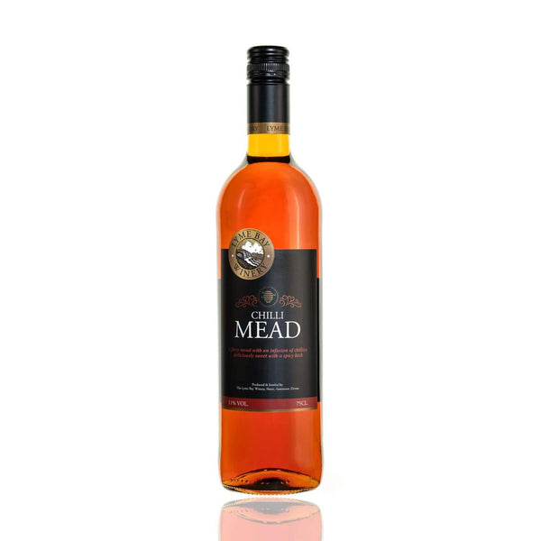 Lyme Bay Chilli Mead - 750ml
