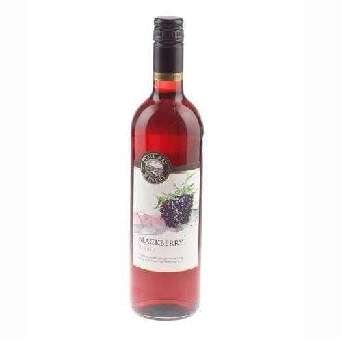 Lyme Bay Blackberry Wine - 750ml