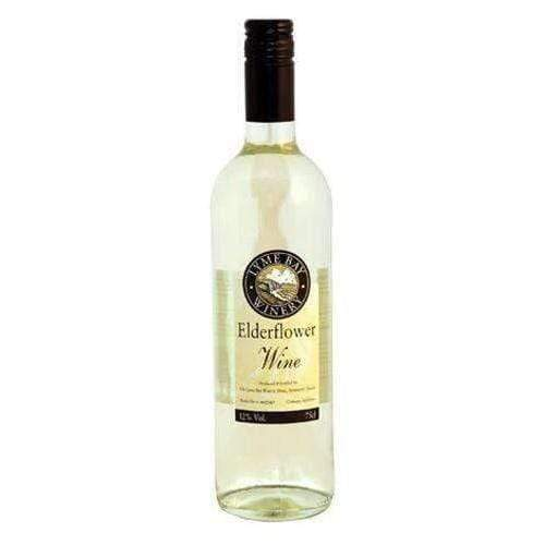 Lyme Bay Elderflower Wine - 750ml