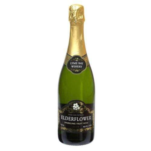 Lyme Bay Sparkling Elderflower Wine - 750ml