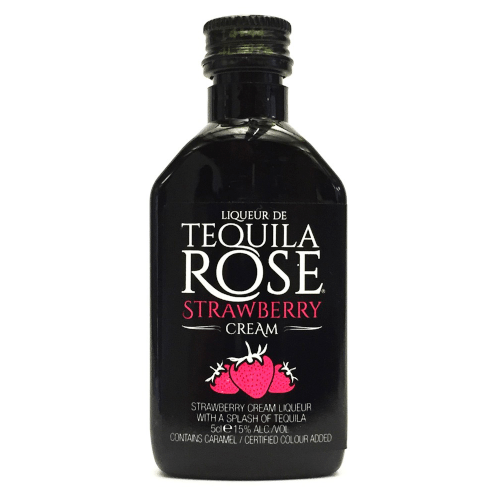 Tequila Rose Strawberry Liqueur Miniature - 50ml